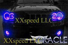 ORACLE for Jeep Grand Cherokee 2005-2010 BLUE LED Headlight Halo Angel Eyes Kit
