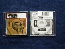 "Metallica - FRANTIC / NO REMORSE live 3"" 3-INCH CD-Single © 2003 Limited Edition"