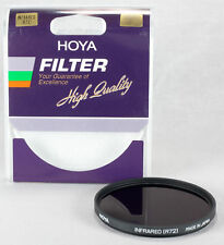 Hoya 77mm Infrared R72 (720nm) Special Effect Filter - Made in Japan B-77RM72-GB