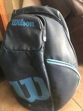 Wilson Countervail Tennis Bag Backpack Blue (zipper not working)