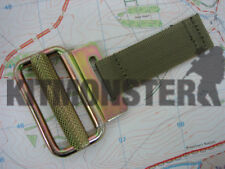 New Metal Roll Pin Buckle for webbing belt or cargo strap up to 55mm wide