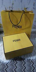 33/26/13 Fendi Gift Box Shopper Bag Set