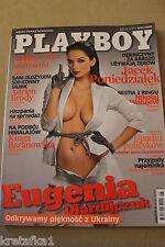 Playboy 5/2009 Eugenia Diordijczuk, Ksenia Zajcewa, Iza Mika,Iza Sala