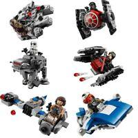 LEGO Black Series Star Wars Action Figure Darth Vader Boba Fett Stormtrooper Toy