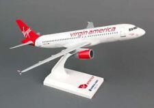 SKR777 Skymarks Virgin America A320 1:150 Model Airplane