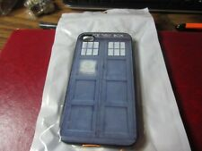 Iphone 4 Hard Cover - Doctor Who Tardis