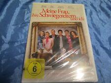 Meine Frau , ihre Schwiegereltern und ich , FILM  mit Top - Besetzung , DVD ovp.