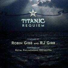 Robin Gibb - Titanic Requiem NEW CD