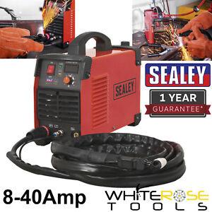 Sealey Plasma Cutter Inverter 8A to 40A 230V Digital Amp Display