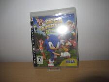 Sonic: Sega Superstar Tenis ~ PS3 Nuevo Empaquetado Pal Versión