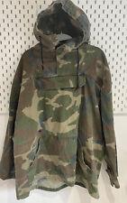 vintage Distressed mens medium Camouflage Hoodie