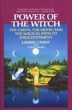 Power of the Witch by Tom Cowan and Laurie Cabot (1990, Paperback)