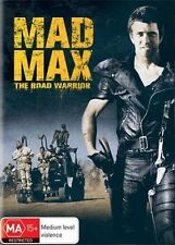Mad Max 2: The Road Warrior DVD AUSTRALIAN TOP 500 MOVIE Mel Gibson BRAND NEW R4