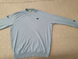 Scotty Cameron Peter Millar Large Cotton Pullover EXCELLENT