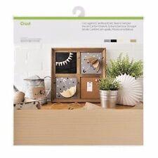 New Arrival Cricut Corrugated Cardboard Set Basics