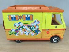 Vintage Mattel 1970 Barbie Country Camper Van/Rv/Motorhome