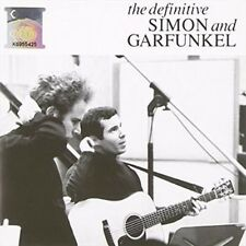 Definitive Simon Garfunkel 9399746935129 CD P H