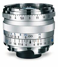 ZEISS ZM 28mm 2,8 Biogon T* Leica M silber