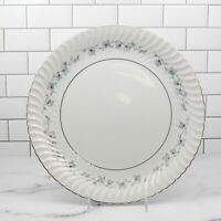 "Mikasa Encino 212 Set of 9 Chop Platter Round Dinnerware Japan 12"" (30cm)"