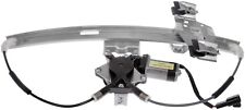 Power Window Motor and Regulator Assembly Rear Left fits 04-08 Grand Prix