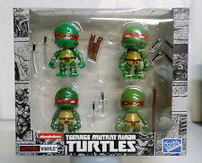 HTF RARE! The Loyal Subjects Action Vinyls SDCC Teenage Mutant Ninja Turtles NEW