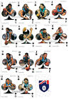1998 Port Adelaide POWER Football Club SET 13 AFL Footy Stars Playing Cards #1