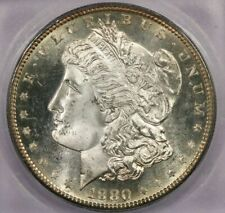1880-S 1880 Morgan Silver Dollar ICG MS65+ PL Obv Looks fully PL sooo NICE!