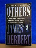 Others by James Herbert Paperback Book