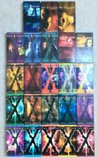 """""""The X-Files"""" Vhs Lot Of 23 (From Seasons 1 - 4) Science Fiction Horror Alien"""