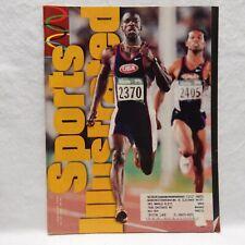 SPORTS ILLUSTRATED AUG. 12, 1996 OLYMPICS, DREAM TEAM, DAVID REID, FU MINGXIA