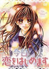 KYO, KOI WO HAJIMEMASU STANDARD EDITION-JAPAN DVD G35