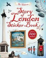 Story of London Sticker Book by Rob Lloyd Jones (Paperback, 2014)