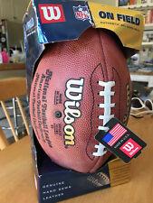 NIB Wilson Official NFL Game Football - F1000 Paul Tagliabue.