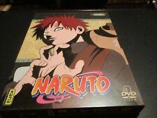 "COFFRET 3 DVD ""NARUTO - VOLUME 10"" manga"