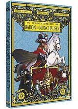 DVD *** Les aventures du baron de Munchausen *** ( neuf sous blister )