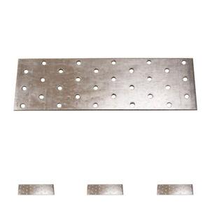Lochplatten 10 Stk verzinkt Lochplatte Holzverbinder Lochblech Lochbleche Platte