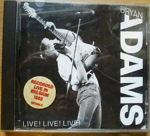 Live! Live! Live! von Bryan Adams (1994)