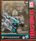 Transformers Studio Series Grindor & Ravage Revenge of the Fallen New Sealed