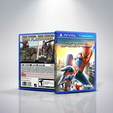 The Amazing Spider-Man - PlayStation Vita Cover and Case. NO GAME!!
