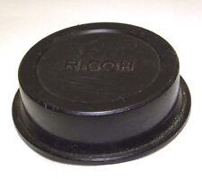 Ricoh Rear Lens Cap slip on type for Pentax K M lenses - Free Shipping Worldwide