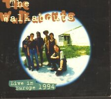 WALKABOUTS LIVE in EUROPE 1994 CD 14 track DIGIPACK