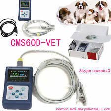 VET Hand-held Pulse Oximeter SpO2 Monitor,veterinary use,blood oxygen,CMS60D