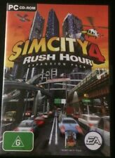 Sim City 4 Rush Hour Expansion Pack PC GAME EA GAMES