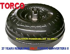 Allison 1000 2000 duramax AT1000 AT2000 6.6L - 8.1L HEAVY DUTY Torque Converter