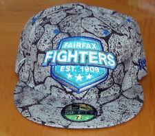FAIFAX FIGHTERS Hat - Mens 7 3/4 New Era - NWT