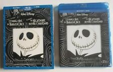 The Nightmare Before Christmas ~ New ~ Blu-ray/DVD Canadian Collector's Edition