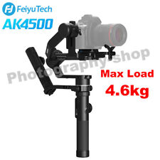 New Feiyu AK4500 3-Axis Handheld Gimbal Stabilizer for Nikon Canon Sony Cameras