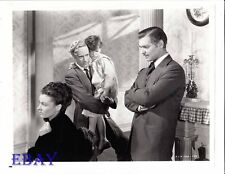 Leslie Howard Clark Gable R.I. VINTAGE Photo Vivien Leigh Gone With The Wind