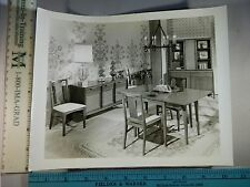 Rare Historical Original VTG Basic-Witz Furniture Industries Home Design Photo