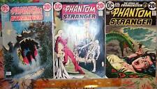 Phantom Stranger 22,24,25 Aparo Skeleton; Bondage Snake